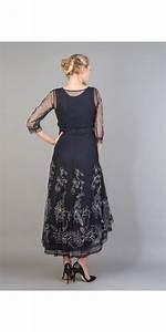 Sapphire Color Chart Nataya Downton Abbey Dress 40163 In Sapphire