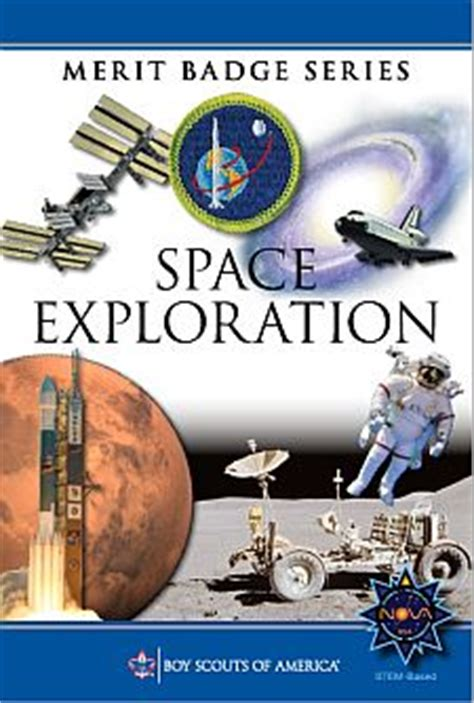 Space Exploration Merit Badge  2014 Changes