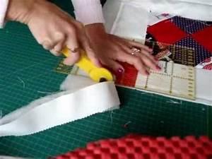 Unsichtbaren Saum Nähen : patchwork krabbeldecke quilt selber n hen teil 6 6 saum n hen s umen youtube ~ Yasmunasinghe.com Haus und Dekorationen