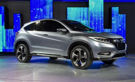 honda hr  trademark filed   fit crossover