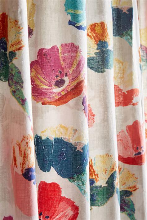 magnolia shower curtain magnolia shower curtain anthropologie