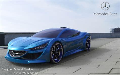 electric supercar design doesnt    mercedes