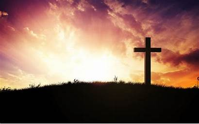 Cross Cool God Clipart Christian Wallpapers Death