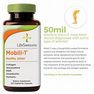 Joint Health Support Supplement  Mobili