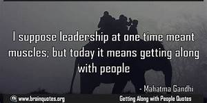 Leadership Quotes I Suppose Leadership At One Time