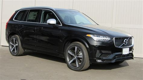 2019 Volvo Xc90 by New 2019 Volvo Xc90 T6 Awd R Design Sport Utility In Boise