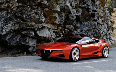 bmw  homage concept car widescreen exotic car picture