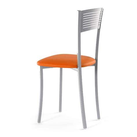 chaise en metal chaise de cuisine en métal wapa 4 pieds tables