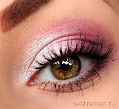 Какие тени подходят для зеленоглазых и кареглазых девушек макияж 2018 фото