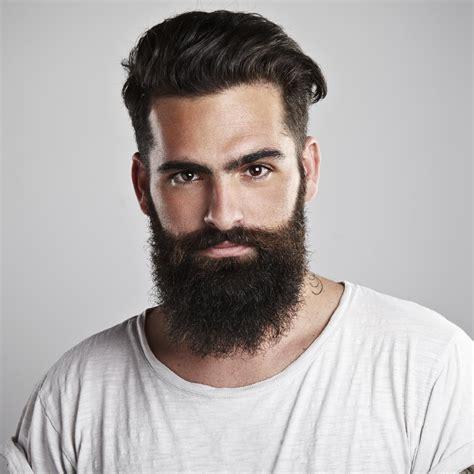 grosse barbe les avantages  les inconvenients