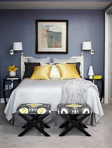 2013, Bedroom, Color, Schemes, From, Bhg