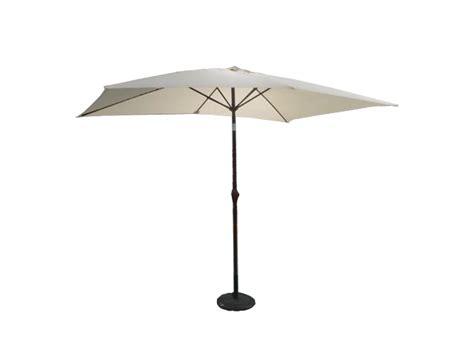 Tilting Patio Umbrella Uk by 2x3m Square Garden Parasol Umbrella Patio Outdoor Sun