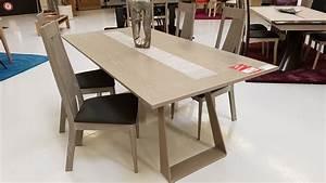 Table De Salle Manger En Chne Avec Allonge Disponible