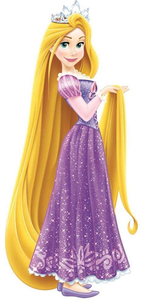 deco chambre disney disney princesse 1 sticker géant 100 cm de raiponce