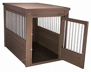 extra large dog crate with stainless steel spindles a With wide dog crate