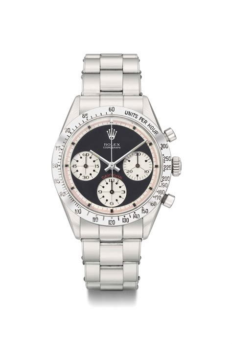 Rolex. An extremely rare and historically important ...