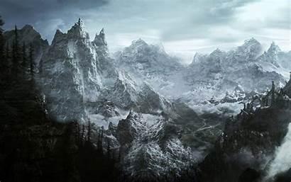 Skyrim Wallpapers Elder Scrolls Backgrounds 4k Pc