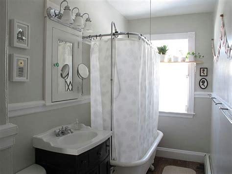 ideen wie sie ein kleines bad gestalten und dekorieren
