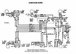 69 Charger Daytona Power Window Relay
