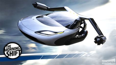 volvo parent geely buys  flying car