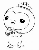 Octonauts Coloring Pages Peso Bestappsforkids sketch template