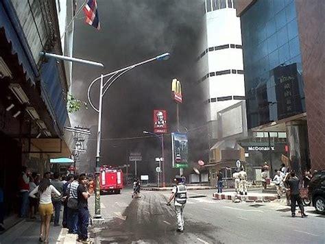 bombings  hat yai   richard