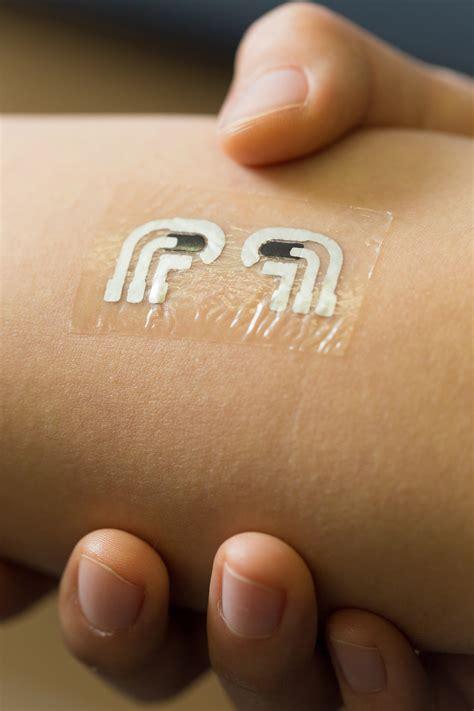 tattoo  sensor  detect glucose levels