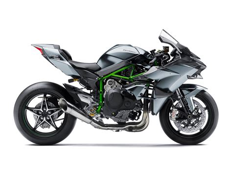 2018 Kawasaki Ninja H2r Review • Total Motorcycle