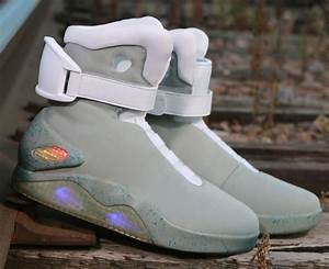 Nike Mag Back to the Future Halloween Costume Shoes | Sole ...