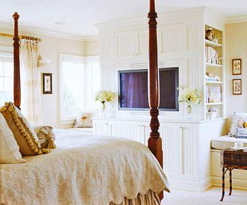 good reasons  remove  tv   bedroom open spaces feng shui