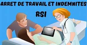 Entorse Epaule Arret De Travail : rsi ind mnit s en cas d 39 arr t de travail toutes les d marches ~ Medecine-chirurgie-esthetiques.com Avis de Voitures