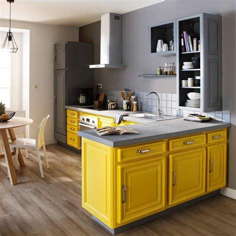 peinture laqu馥 cuisine invitez les couleurs dans votre cuisine le déco destock meubles
