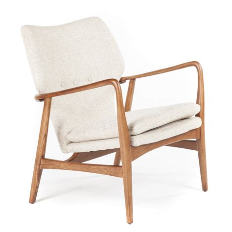 gladsaxe arm chair twill beige accent chairs at hayneedle