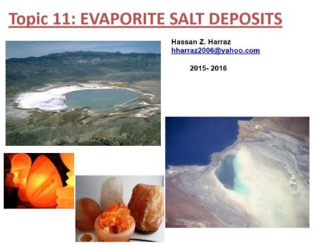 3319135112 evaporites a geological compendium topic 11 evaporite salt deposits