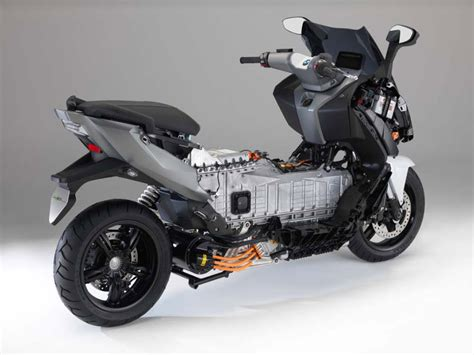 Bmw All Electric Scooter by 187 2014 Bmw C Evolution Electric Scooter Uncover 5 At Cpu