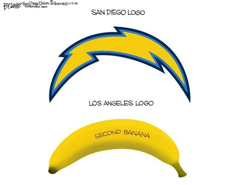 The Chargers Are Contemplating A Revised Logo For L.a