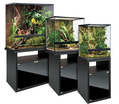 exo terra terrarium cabinet meuble pour terrarium