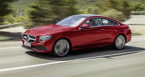 Mercedes E Class Photo by 2017 Mercedes E Class Coupe Revealed Ahead Of