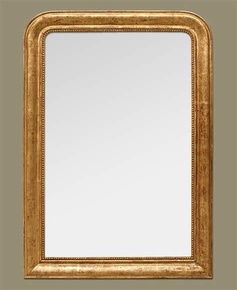 miroir de cheminée glace miroir chemin 233 e d 233 poque louis philippe