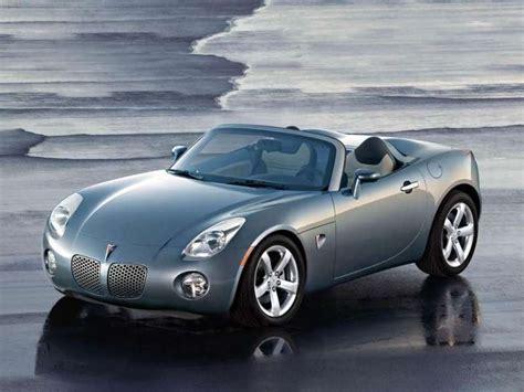 pontiac sports car 10 cheap used sports cars autobytel com