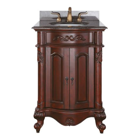 24 Inch Bathroom Vanity by Avanity Provence 25 Quot Single Bathroom Vanity Antique