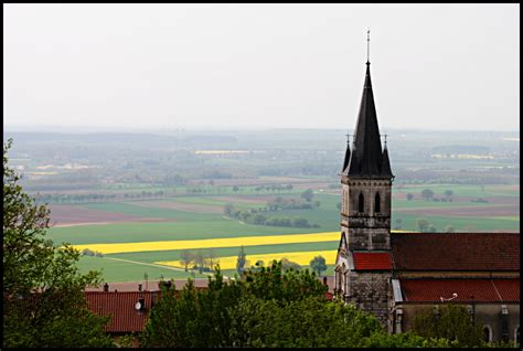 panoramio photo of st martin du mont et ses chs de colza