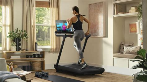 The new peloton bike+ has a larger, 23.8 rotating hd touchscreen, which swivels 180 degrees for use when riders are taking classes not on the bike. New Peloton treadmill and bike expand range with new ...