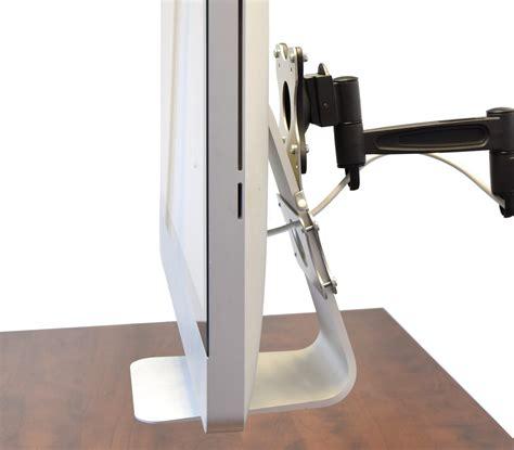imac vesa desk mount vivo adapter vesa mount kit for apple 21 5 and 27 imac