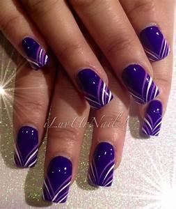 Best purple nail designs ideas on