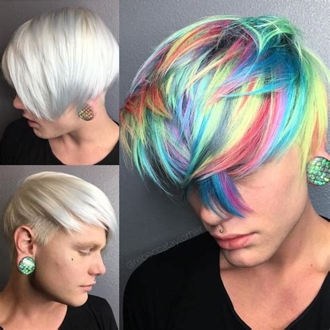 40 Mind Blowing Guys Hair Color Ideas Try In 2017 Mens