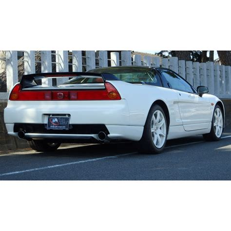 Honda Nsx Type R Na2 For Sale 2004 Nsx-r White Jdm Cars At