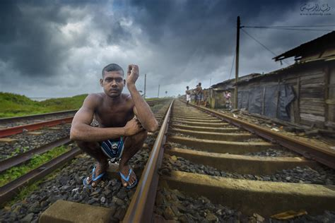 railway photo shoot series  awesome   inspire