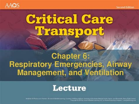 respiratory emergencies airway management and mechanical ventilation