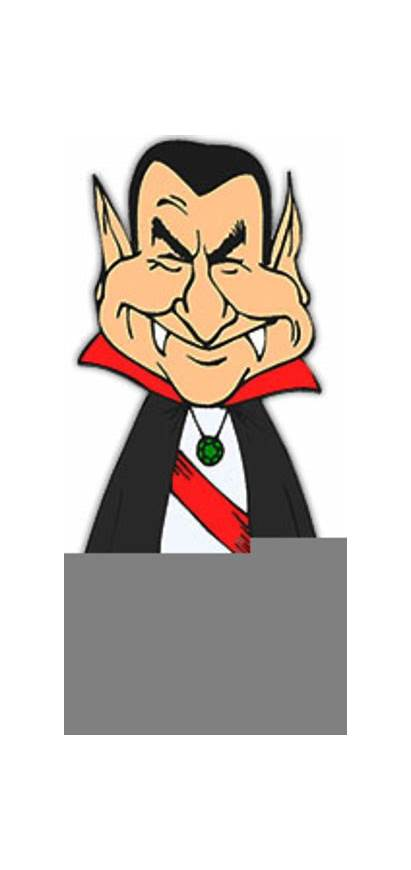 Dracula Clipart Count Clip Clker Library